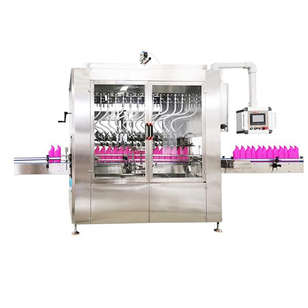 Mašina za punjenje boca s gravitacijskim tipom pod bokom