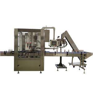 Automatska rotacijska mašina za zatvaranje sa 6 glava