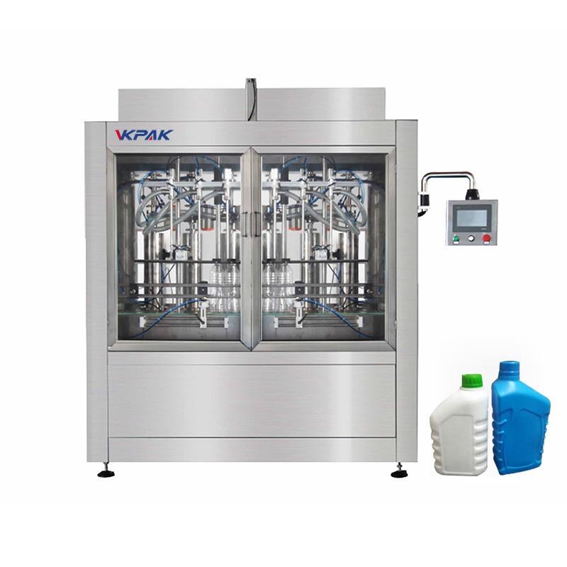 Automatska mašina za punjenje boca i tečnosti
