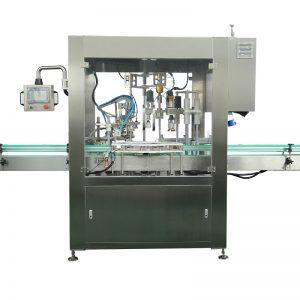 Automatska mašina za punjenje i zatvaranje boca sa kapaljkom