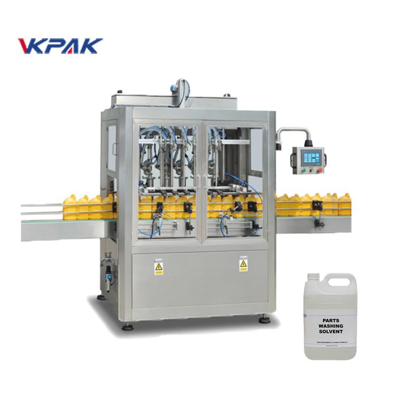 Automatska mašina za punjenje otporna na eksploziju za zapaljive tečnosti