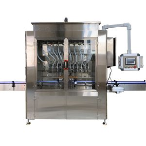 Automatska gravitaciona mašina za punjenje tečnosti