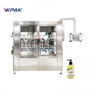 Automatska linearna servo pogonska mašina za punjenje tečnog sapuna