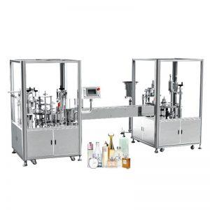 Automatska mašina za punjenje i zatvaranje parfema
