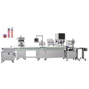 Automatska mašina za punjenje i zatvaranje emulzije vode