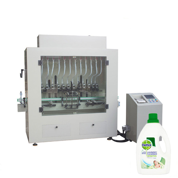 Dezinfekcijsko sredstvo za punjenje boca za tekuće sredstvo za čišćenje