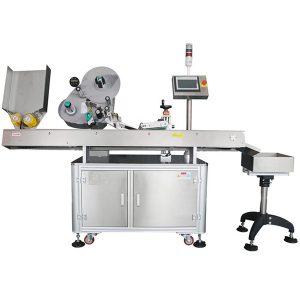 Brza servo horizontalna mašina za etiketiranje nestabilnih proizvoda